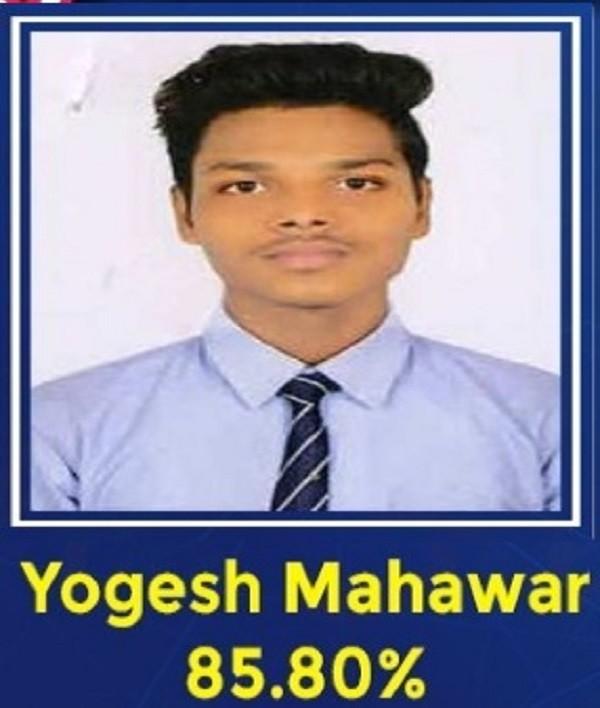 Yogesh Mahawar