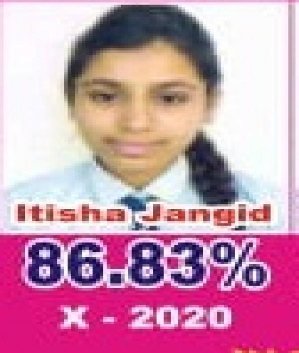 Itisha Jangid